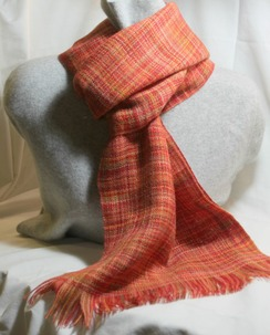 Photo of Moroccan Spice woven scarf
