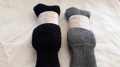 Photo of Superwarm Choice Alpaca Socks: Grey