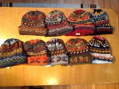 Photo of Skier Hat