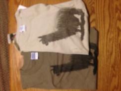Photo of T shirts