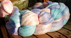 Photo of 50/50 Mulberry Silk/Merino 16-22