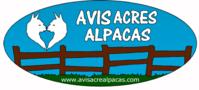Avis Acres Alpacas - Logo