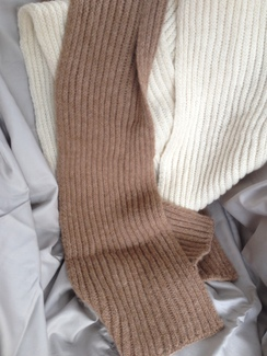Photo of Chunky Ribbed Scarf