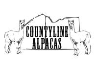 Countyline Alpacas - Logo