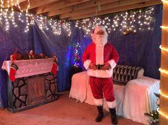 Santa 7th Annual Christmas Open House