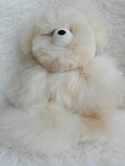Photo of 12 inch Premium Alpaca Teddy Bear