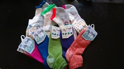 Photo of My Comfy Brights Everyday Sock