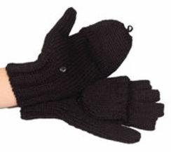 Photo of 100% Alpaca Mitten Gloves
