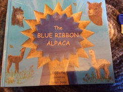 Photo of The Blue Ribbon Alpaca