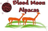 Blood Moon Alpacas - Logo