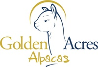 Golden Acres Alpacas - Logo