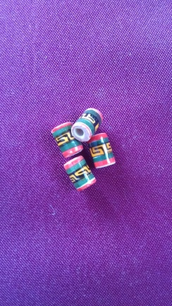 Photo of Tube Beads, small