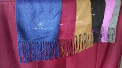 Photo of Scarf, Alpaca Camargo