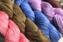 Photo of Shiny, Sustainable Yarn