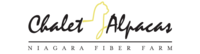 Chalet Alpacas: Niagara Fibre Farm - Logo