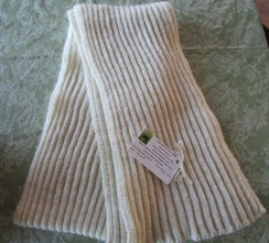 Photo of Chunk Ribbed Scarf