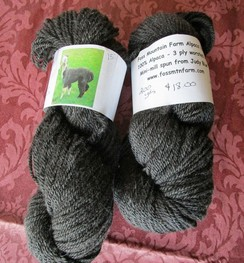 Photo of Alpaca Worsted Yarn from Judy Blue