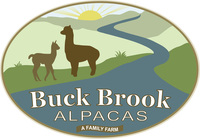 Buck Brook Alpacas - Logo