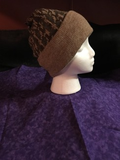 Photo of Camoflauge Cuff Hat, Light Brown