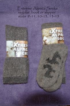 Photo of Extreme Alpaca Sock - Crew