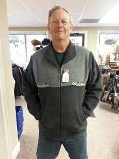 Photo of Manta Alpaca Jacket