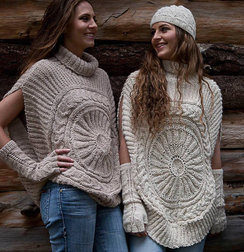Photo of Alpaca Poncho