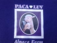 Paca-Luv Alpaca Farm - Logo