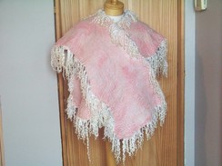 Photo of Antique Pink/Coral Shawl
