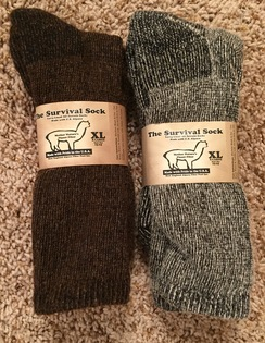 Photo of Survival Socks - XLarge