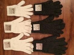 Photo of Alpaca Gloves - Medium