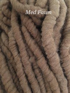 Photo of Yarn: Rug Yarn ~ Medium Fawn