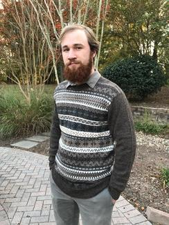 Photo of Chocolate Mousse Alpaca Sweater