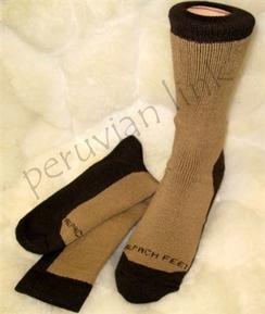 Photo of Brown Hiker Socks