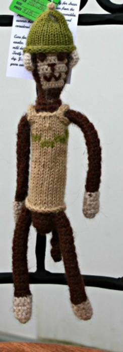 Photo of Monkey doll