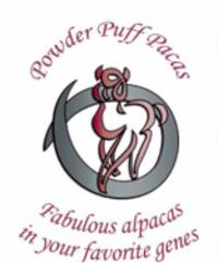 Powder Puff Pacas - Logo