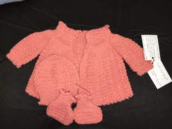 Photo of Cameo Pink Newborn Girls Layette