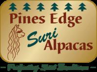 PINES EDGE SURI ALPACAS - Logo
