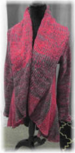 Photo of Alpaca Sweater Coat