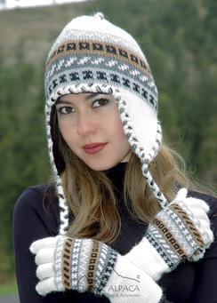 Photo of Peruvian Chullo