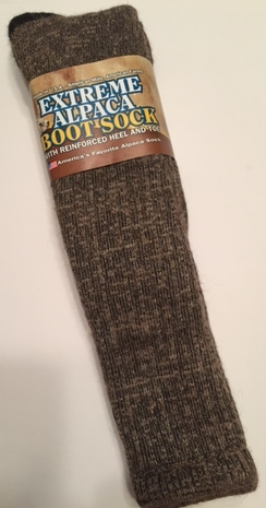 Photo of Extreme Alpaca Boot Sock