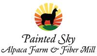 Painted Sky Alpaca Farm & Fiber Mill - Logo