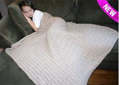 Photo of Suri Alpaca Throw
