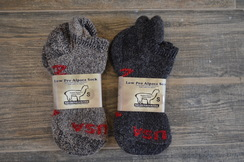 Photo of Low Pro Alpaca Sock