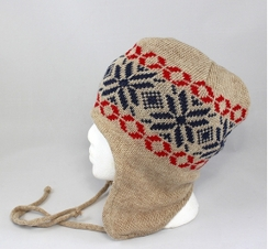 Photo of Snow flake cap