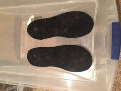 Photo of ALPACA SHOE INSERTS