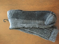 Photo of Thera Copper Alpaca Sock