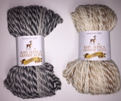 Photo of Baby Alpaca Grande Hues Yarn - Chunky