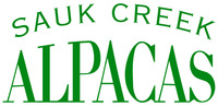 Sauk Creek Alpacas - Logo