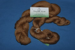 Photo of Suri Alpaca Yarn, 100%, Fingerling