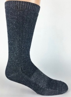 Photo of SOCKS: 75% Alpaca ARCH SUPPORT Sock